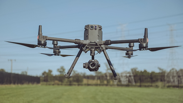DJI's 1-2 punch: Matrice 300 drone + new 45 MP Zenmuse P1